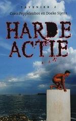 boek harde actie