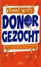 boek donor gezocht