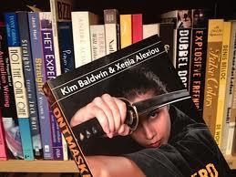 boekenkast ontmaskerd