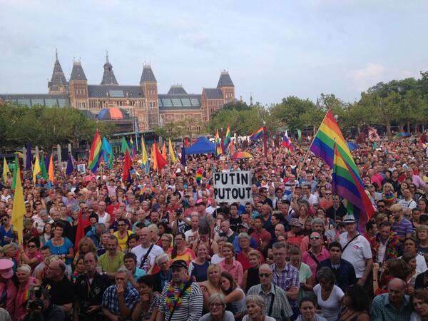 Foto genomen vanaf het podium. Foto: Eduard Nazarski (Twitter: @EduardNazarski).