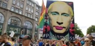 berlijn demonstratie poetin my ass