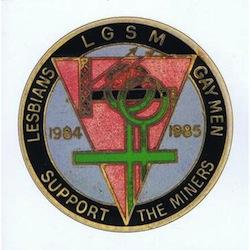 Logo van het protest. Foto: collectie Paul Canning.