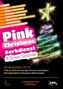 Pink Christmas Kerkdienst 2013