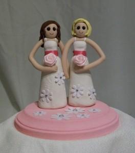 homohuwelijk lesbo-variant