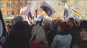 protest malmo