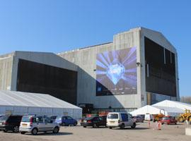 Van Scheepswerf tot Songfestivalhal