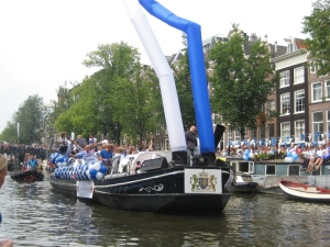 Canal Parade Amsterdam 2011