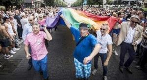 Antwerp Pride optocht