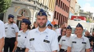 Antwerp Pride politie