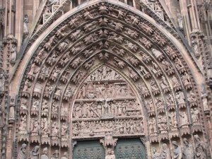 RG 11 Detail kathedraal