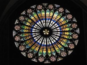 RG 12 Raam kathedraal