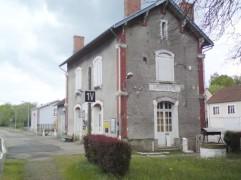 Station Louroux de Bouble