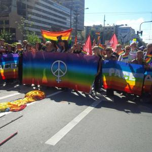Gay Pride Belgrado