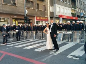 huwelijk Belgrado