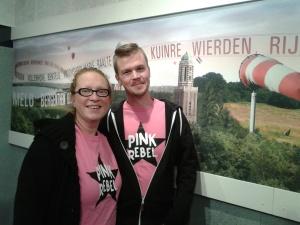 Pink Rebels Debby en Jos (2)