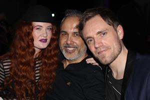 Debrah, Barry & Kjetil op The Nordic Party