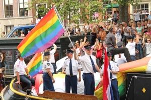 Politie Gay Pride