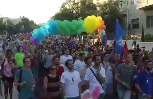 Gay Pride Jeruzalem