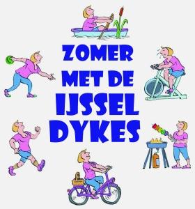 IJssel Dykess. 2