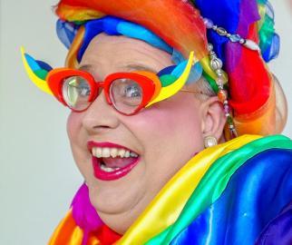 rainbow Janny