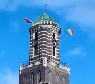 Peperbus foto COC Zwolle 2
