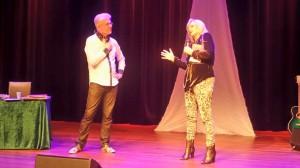 Rop Janze en Tineke Schouten