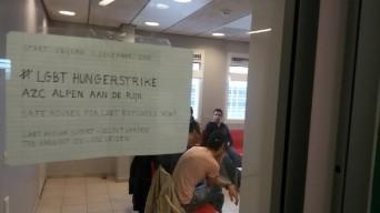 Asielzoekers hongerstaking 02