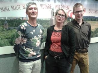COC voorzitters vlnr Rop Philip Ilja de Jong en Mark Melenhorst (8)