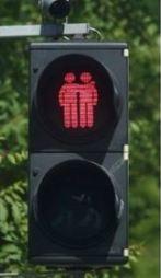 Homo-verkeerslicht 01