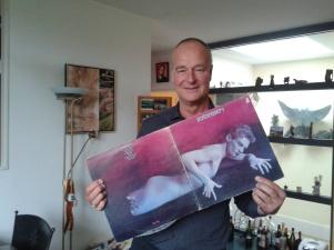 Kees Neefjes met album Jobriath (3)