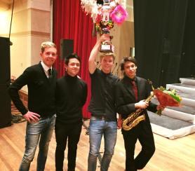Winnaar 21ste COC Songfestival 02