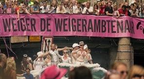 Amsterdam Gay Pride – fotograaf Osman Sorikaya