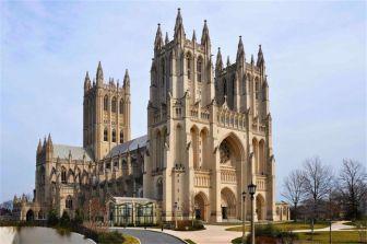 Washington National Cathedral, hoofdzetel van de Episcopaalse Kerk