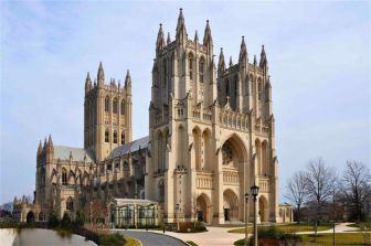 Washington National Cathedral, hoofdzetel van de Episcopaalse Kerk