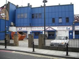 Sauna Chariots Londen