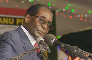 Mugabe 92 jaar