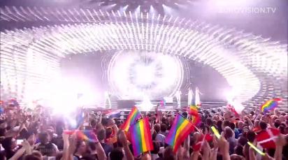 ESF Regenboogvlaggen