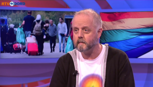 Sandro Kortekaas bij RTV Noord