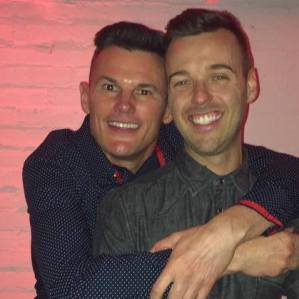 Carl en Simon Austin-Behan