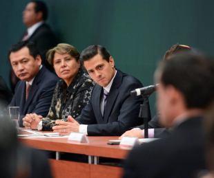 Mexico Nieto op bijeenkomst IDAHOT