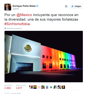Mexico Twitterpagina Nieto