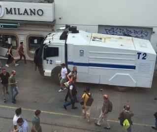 Arrestatie Istanbul