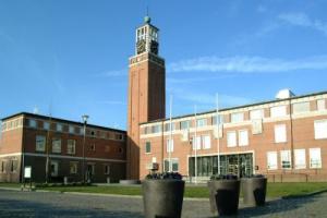 Gemeentehuis Gilze en Rijen