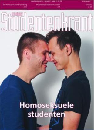 Groninger Studentenkrant cover