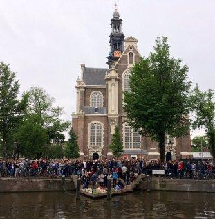 Herdenking Orlando Amsterdam