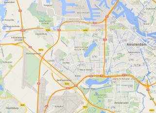 Amsterdam Nieuw West