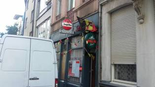 Café Strange Antwerpen