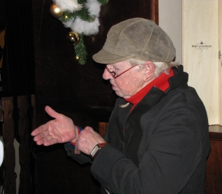 Bea Visser gebarentaal