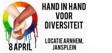 Hand in hand actie