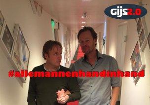 Matijn Nijhuis en Gijs Staverman NPO Radio 2
